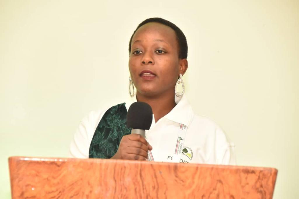 Ms Irène Munyana, Fondation LAB, Executive Secretary