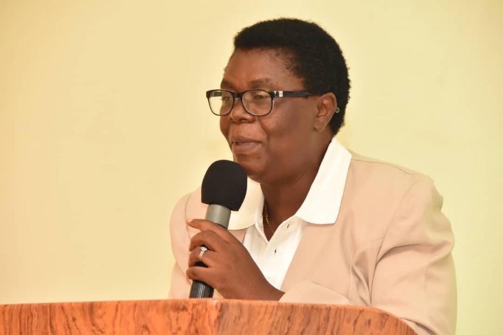 UNFPA Deputy Representative, Dr Kacou Pierre Konan