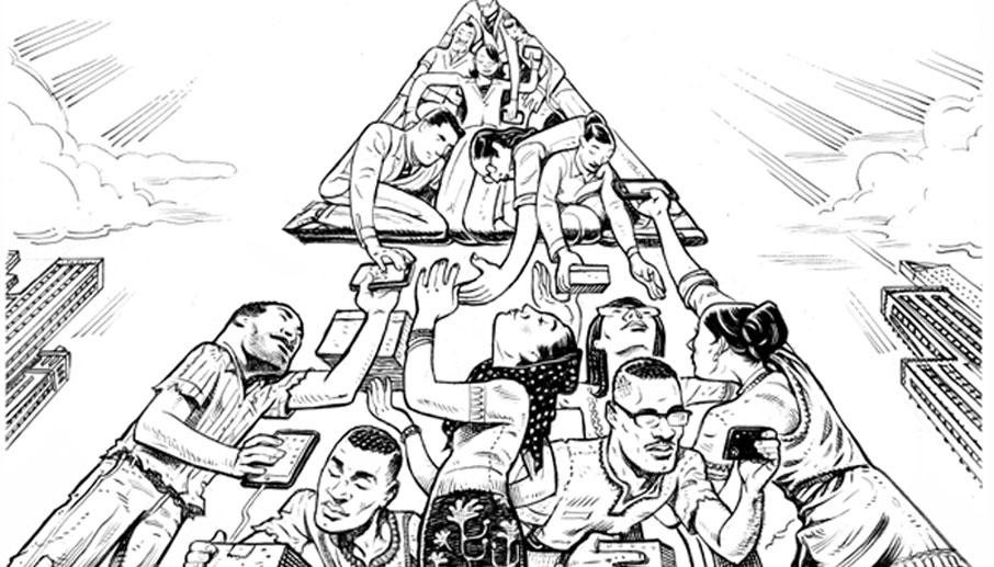 Framework of entrepreneurship development at the bottom of the African pyramid
