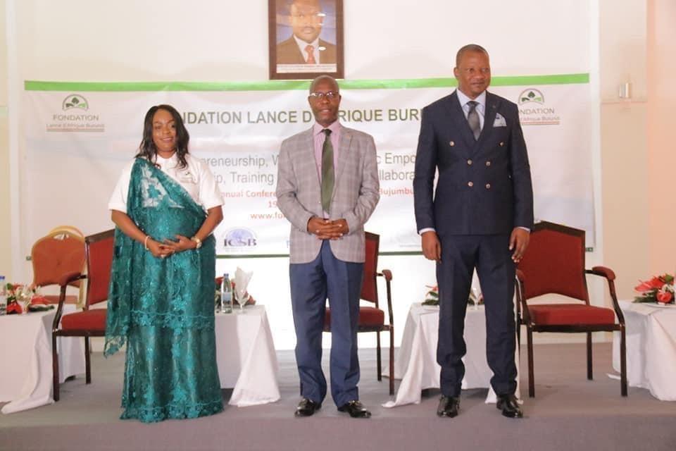 Conference on Social Entrepreneurship, 29th March 2020 Bujumbura